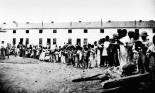 Former Slaves at Freedmen's Village