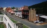 Street in West Virginia