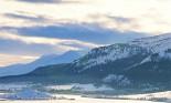 Mountains in the Yukon Territory