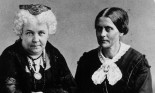 Portrait of Susan B. Anthony and Elizabeth Cady Stanton