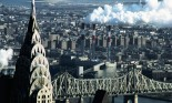 New York City; Chrysler Building in foreground