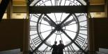 Clock in museum