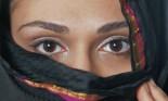 Portrait of Iranian Woman