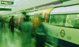 Underground, London, Great Britain