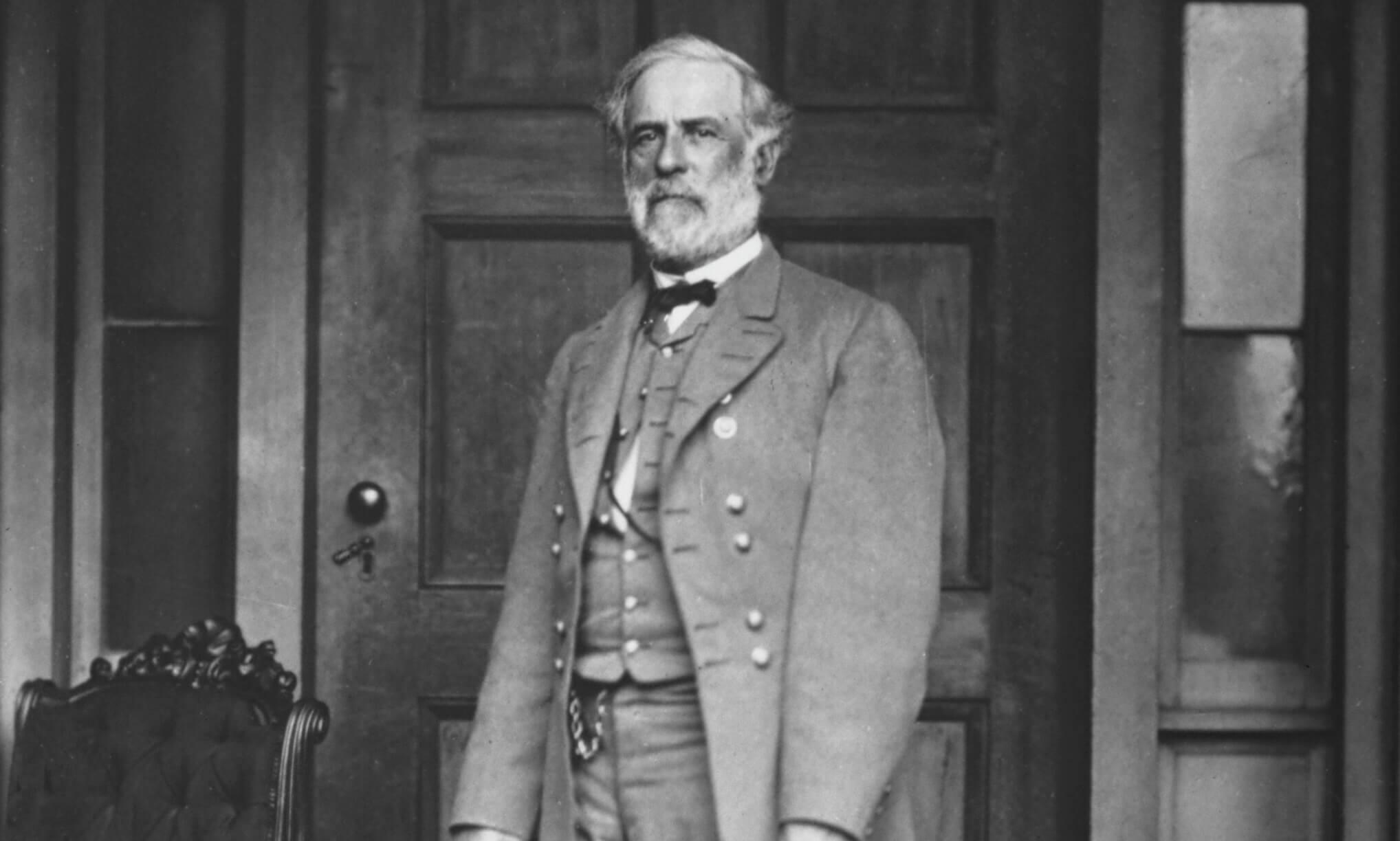 Robert E. Lee in 1865