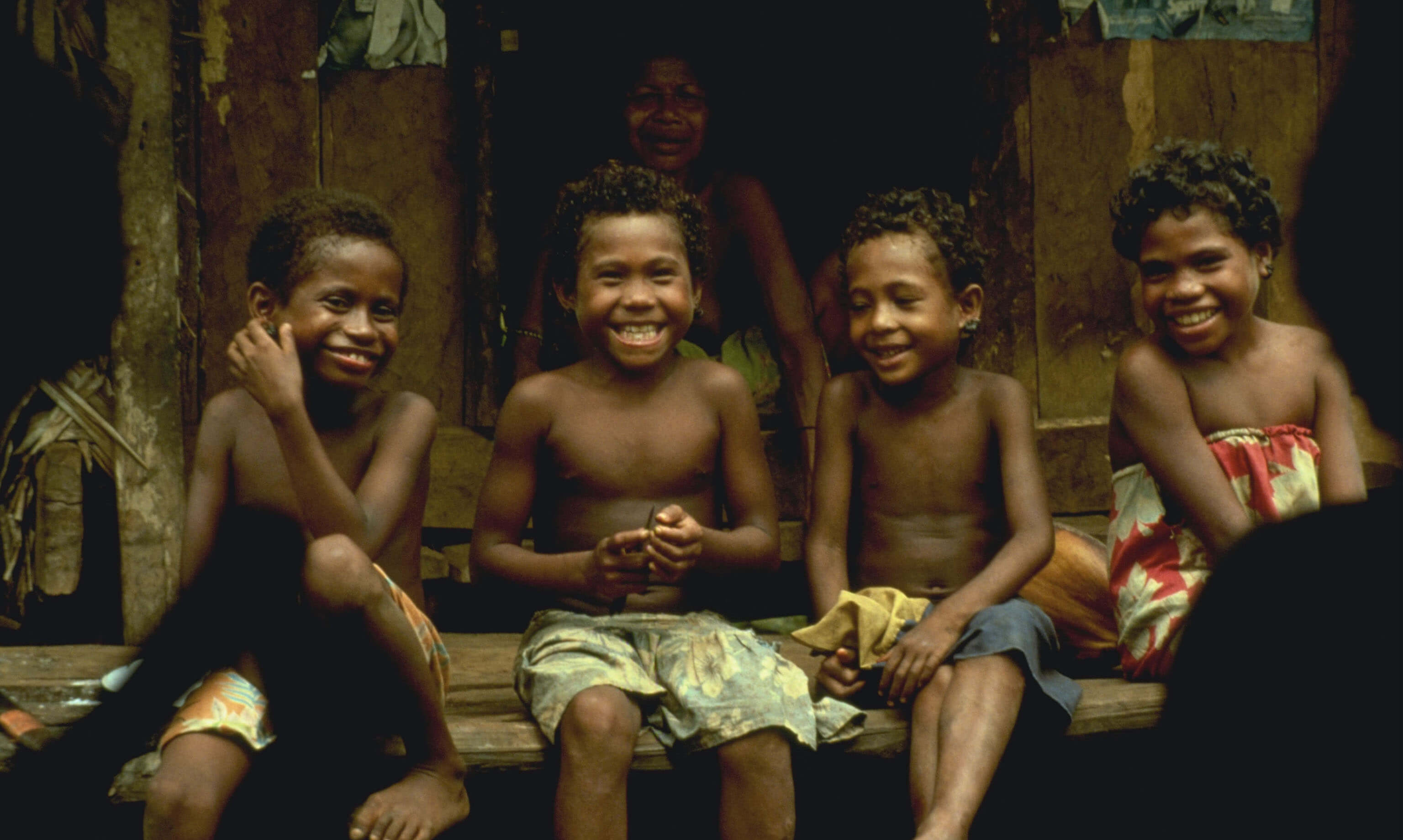 Papua New Guinean Boys