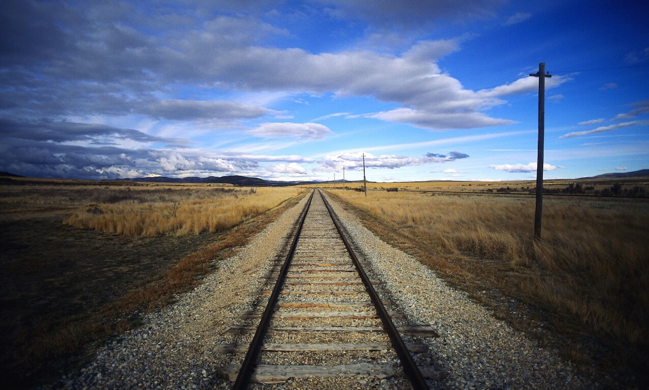 Railroad in Utah