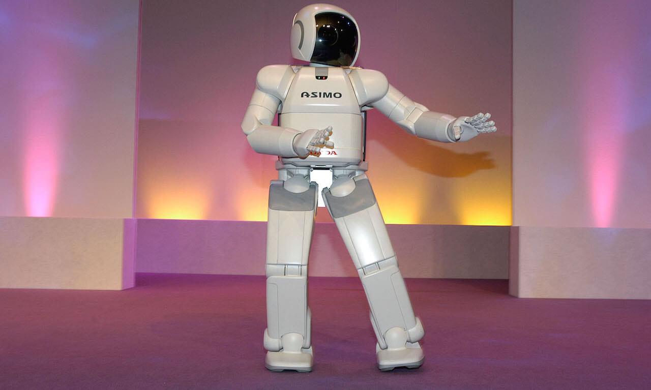 Asimo, Honda's humanoid robot