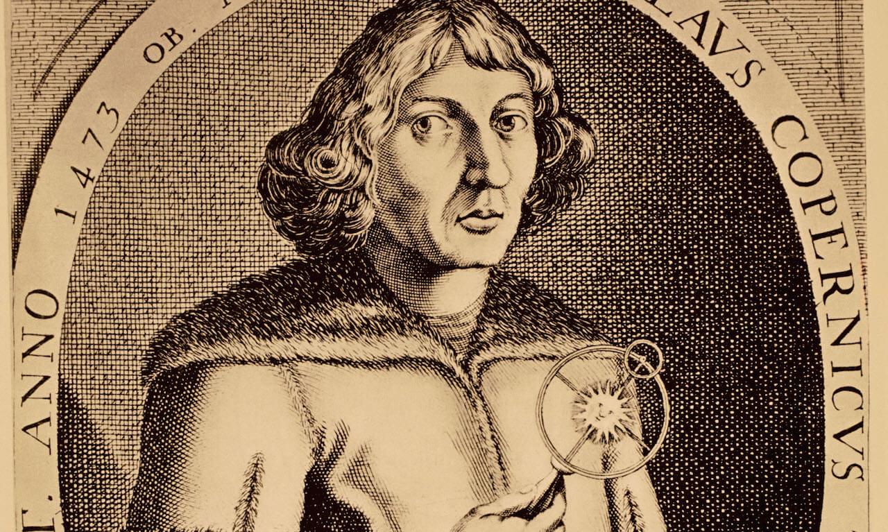 Nicolaus Copernicus, Polish astronomer (1473-1543)
