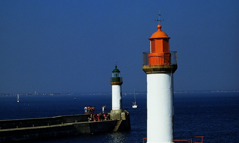 Lighthouses and Boats