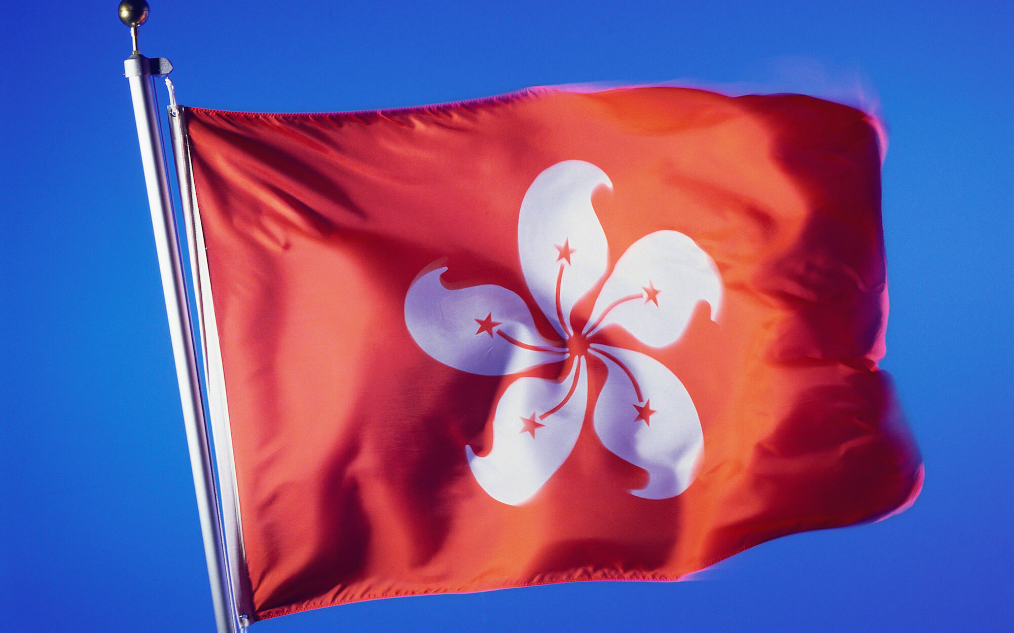 Flag of Hong Kong Special Administrative Region