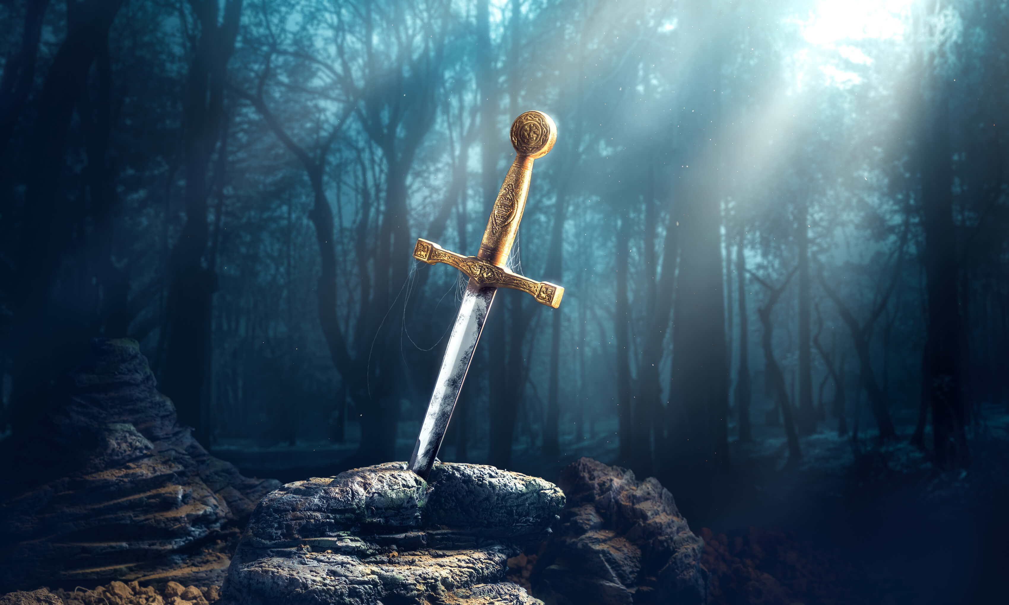 sword in the stone excalibur