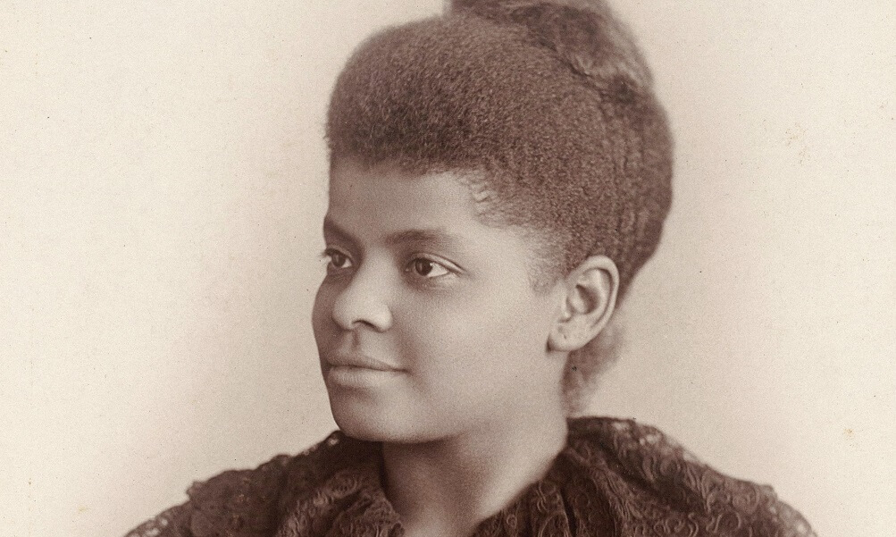 Mary Garrity - Ida B. Wells-Barnett