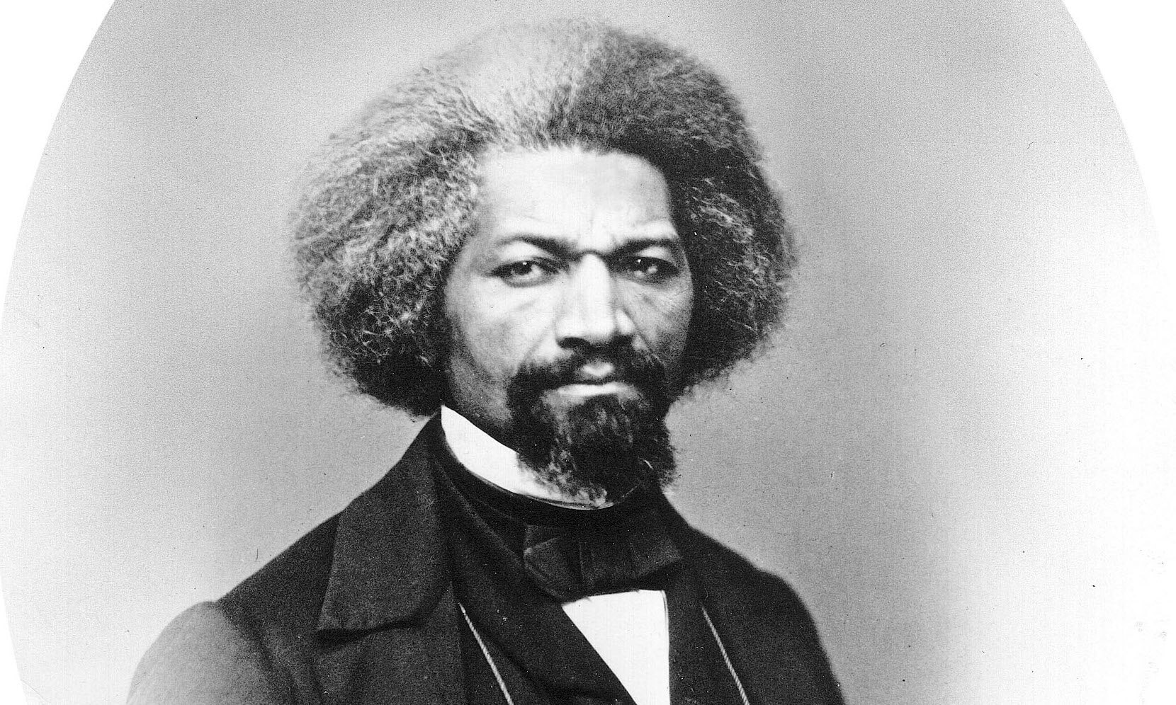 Frederick Douglass, an African American who was one of the most eminent human rights leaders of the 19th century. His oratorical and literary brilliance thrust him into the forefront of the U.S. abolition movement, and he became the first black citizen to hold high rank in the U.S. government