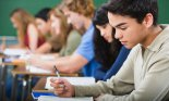 """Weekly student school and leisure schedule, entitled """"Timetable"""" in French"""