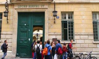 School in France