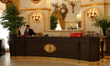 Hotel Negresco, hotels, Nice, France