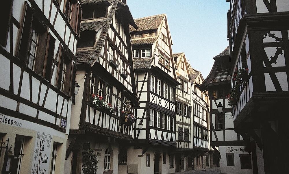 Street, Strasbourg, France