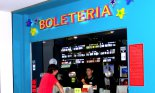 movie ticket booth in Viña del Mar, Chile