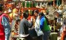 San Telmo flea market, Argentina
