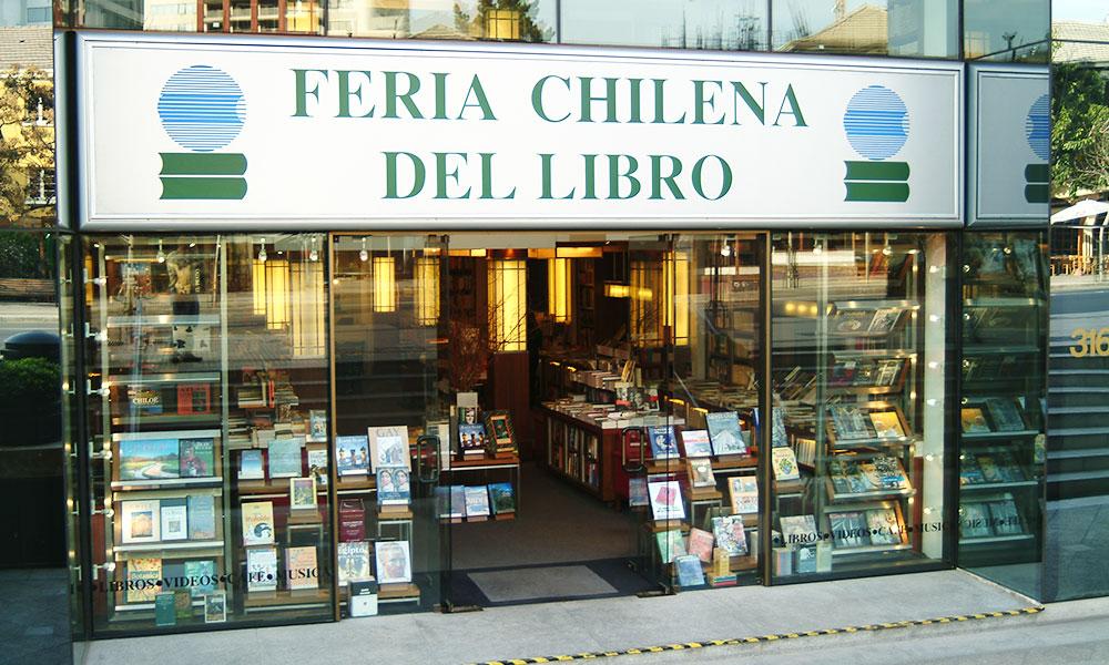 bookstore in Santiago, Chile