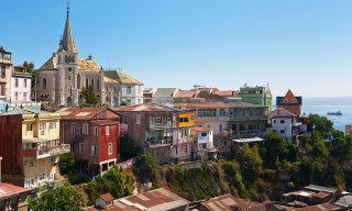 City of Valparaiso, Chile