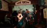 Tango show at Café Tortoni, Buenos Aires, Argentina