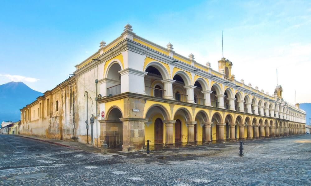 Palacio de los Capitanes Antigua, Guatemala