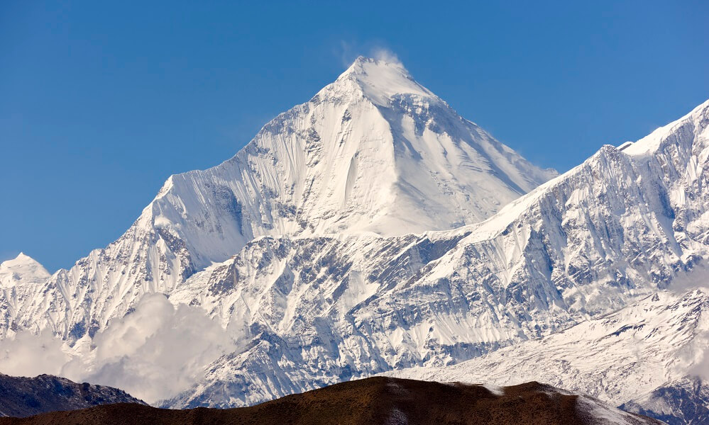 Dhaulagiri, Everest, and Annapurna circuit, Nepal